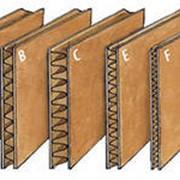 Семислойный картон фото