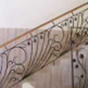 Кованные лестницы фото
