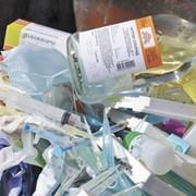 Утилизация биологических и лекарственных отходов фото