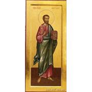 Мерная икона Святой апостол и евангелист Марк фото