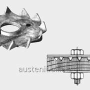 Дюбель типа С односторонний DIN 1052 Bulldog фотография