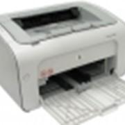 Принтер лазерный HP LaserJet P1005 A4, 14ppm, 2Mb, USB фото