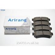 Колодка дискового тормоза задняя Arirang, кросс_номер 96800089 фото