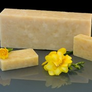Натуральное мыло из органики с эфирным маслом иланг -иланг (100 гр)