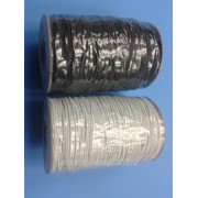 Резинка - шнур шляпная круглая 2,8 мм 1рул - 90м фото