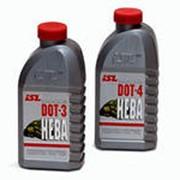 Тормозная жидкость, НЕВА DOT-3 (Органик), 455гр. фото
