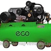 Воздушный компрессор ECO AE 3002 коаксиальный 3-х поршневой фото