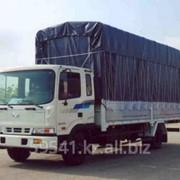 Грузовик Hyundai HD 120 Тент фото