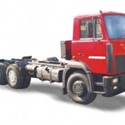 Шасси МАЗ-6303А5-350
