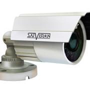 Цветная уличная видеокамера c ИК-подсветкой S15 фото