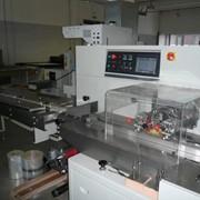 Горизонтальная упаковочная машина ALD 600W фото