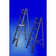 Лестницы стеклопластиковые приставные ЛСП: фото