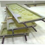 Формы для производства плит,столбов фото
