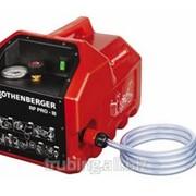 Электрический опрессовщик РП ПРО 3 самовсасывающий с автоматическим регулированием (макс.давление до 40 бар) для систем водоснабжения и отопления Rothenberge фото