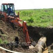Комплексное диагностическое обследование подземных нефте- и газопроводов фото