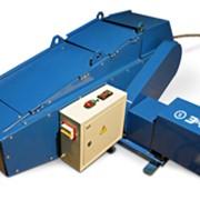 Гидравлическое оборудование для строительной отрасли, Установка проталкивания каната в каналообразователь фото