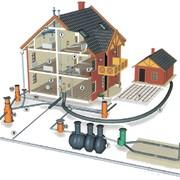 Электроснабжение, водоснабжение, канализация фото
