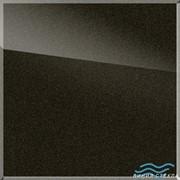 Лакобель на стекле Clear Vision Сверкающий черный фото