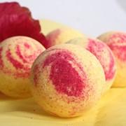 Бурлящие шарики «Мадмуазель» с пеной фото