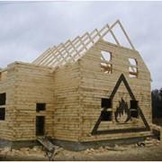 Огнезащитная обработка деревяных конструкций, покрытий, огнезащитная пропитка, огнезащитные составы и огнезащитная краска фото