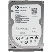 Жесткий диск HDD 2,5' 500GB Seagate Laptop Thin 500GB ST500LT012 фото