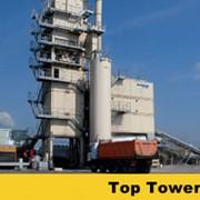 Асфальтобетонный завод Top Tower фото