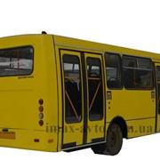 Переоборудование автобусов для перевозки людей с ограниченными возможностями фото