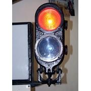 Светофор линзовый Метро ТУ 166 ЦШ33 10-94 фото