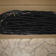 Шнур телефонный плоский линейно-спиральный фото