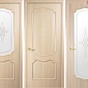 Дверь из бруса Новый стиль Рока ясень фото