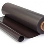 Магнитный винил без клеевого слоя толщиной 0.4 мм в рулоне 30м шириной 620мм фото
