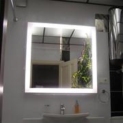 УФ-печать на зеркале фото