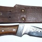 Нож туристическо - охотничий с паспортом - Пескарь фото