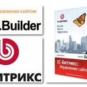 Разработка сайтов на CMS -1С-битрекс и Wordpress