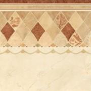 Керамогранит Europa Ceramica Dec Duomo Losanga (новая rojo)Декор 45х45 фото