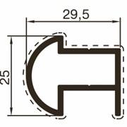 Профиль верхний для сантехнических перегородок фото