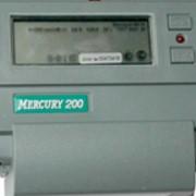 Счетчик Меркурий 200.02 (5-50А) 2,0 Мн.т. ЖКИ СAN фото