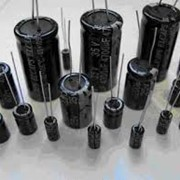 Конденсатор 50 В - 2,2 мкФ, 5х12 мм фото