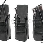 Подсумок универсальный для 2-х магазинов АК М16 MRMP Multifunction Rifle Mag Pouch P99970BK фото