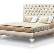 Кровать Меридиана Базовый размер: 220 x 204 h 150 см. фото