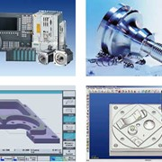 Системы числового программного управления (ЧПУ) * SINUMERIK 802S фото