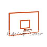 Щит баскетбольный без стойки фото