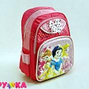 Рюкзак школьный с бантиком и принцессой 14-0129 фото