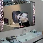 Телевизор в зеркале фото