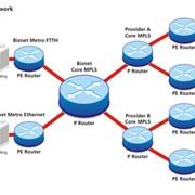 Услуги виртуализации MPLS/VPN, Internet VPN фото