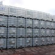 Б/У  Еврокуб - ibc Контейнер 1000л метал. поддон фото