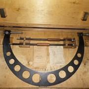 Микрометр гладкий МК 400-500 ц.д. 0,01мм фото
