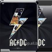 Чехол на iPad 2/3/4 ACDC 180c-25 фото