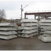 Плиты ленточных фундаментов ФЛ 6-12-4 фото