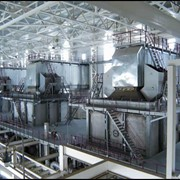 Котлы водогрейные газомазутные автоматизированные КВ-Г-14-150 фото